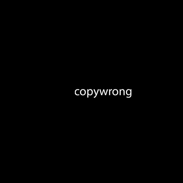 copywrong
